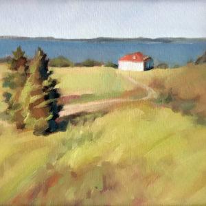 Cynthia Arieta Lubec Light Oil 11x14 800