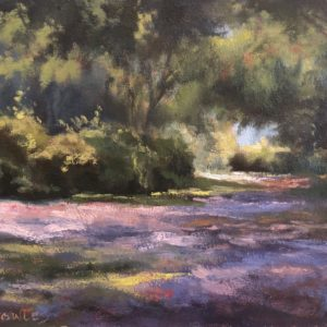 Randy Knowles Summer Light Oil 11x14 625