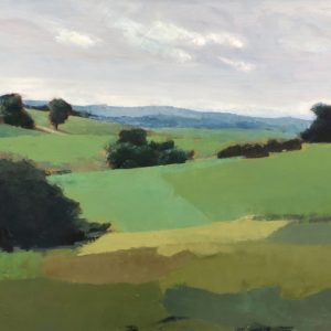 Molly Wensberg Hill & Dale Oil 30x40 4,500