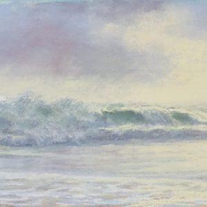 Judy McKenna Mist over Madaket Pastel 6x18 1100