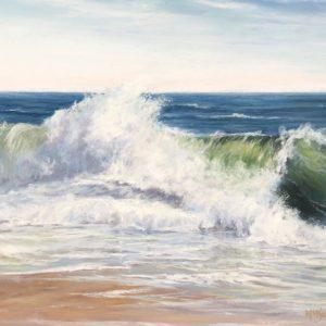 Judy McKenna Summer's Song pastel 10x14 900