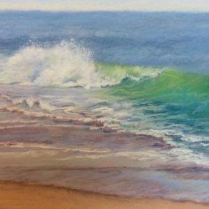 Sandra Kavanaugh Ebb and Flow Pastel 16x20 950