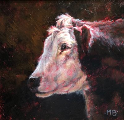 Marcia Blakeman Old Soul 6x6 300
