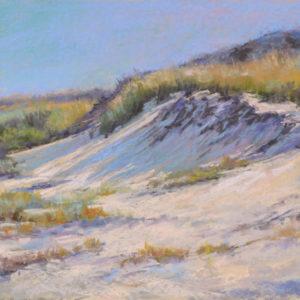 Sandra Kavanaugh Afternoon Dunes Pastel 18x24 850