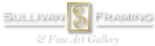 Sullivan Framing and Fine Art Gallery - full service custom picture framing