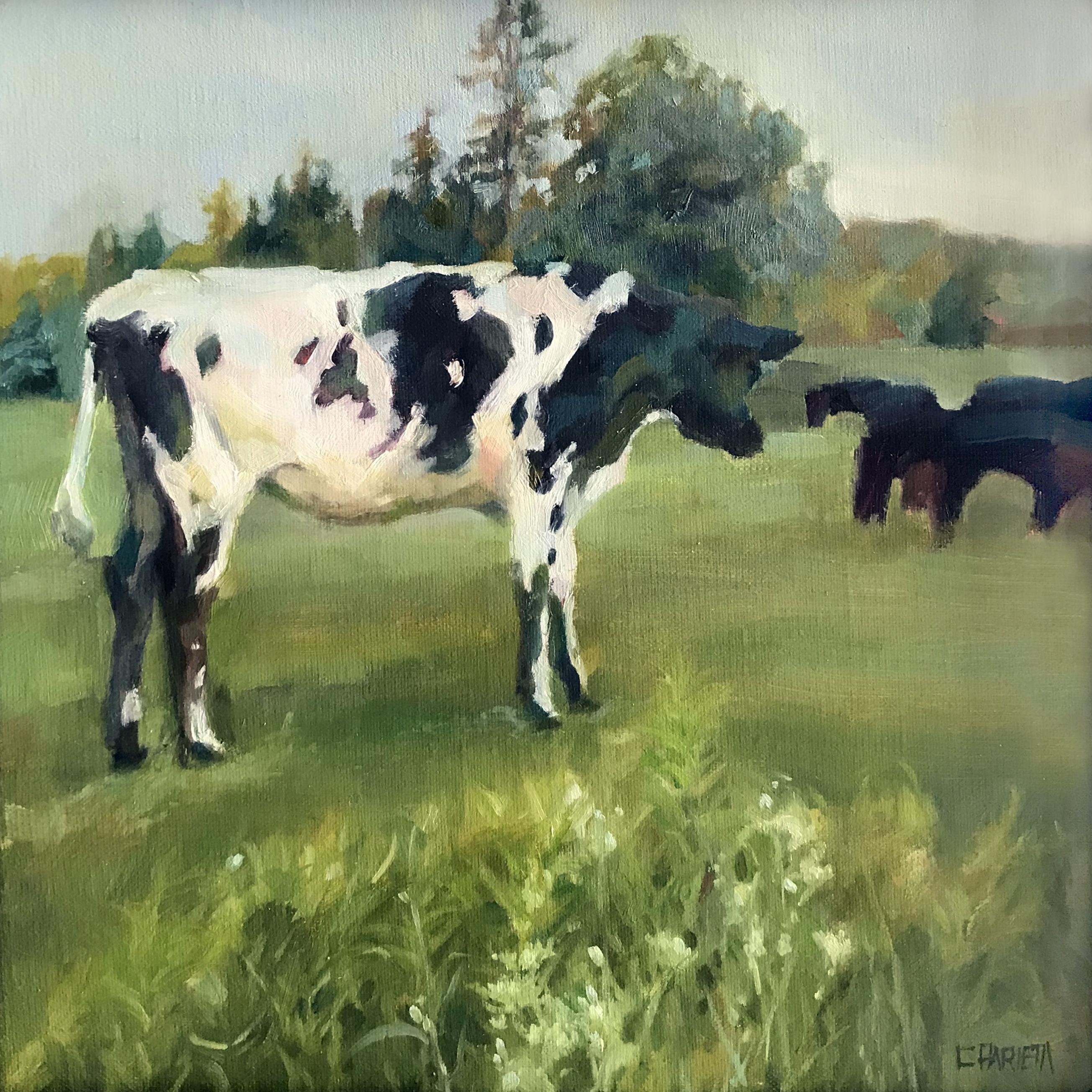 Cynthia Arieta Vermont Oil 10x10 425