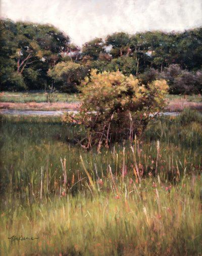 Marcia Blakeman Warm Summer Evening Pastel 11x14 800