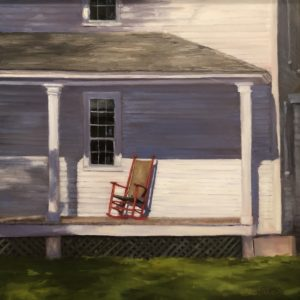 Randy Knowles Red Rocker Oil 24x24 1200