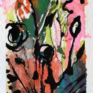 Dana Boucher Spring Fling Acrylic 165