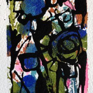 Dana Boucher Wild Child Acrylic 165