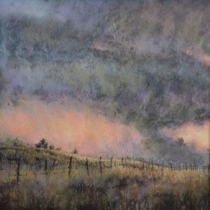 Marcia Blakeman Storm Chasing 15x15 595