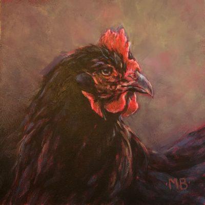 Marcia Blakeman Princess Acrylic 6x6 300