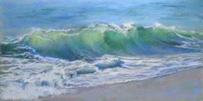 Sandra Kavanaugh Galway Bay Pastel 12x24 750