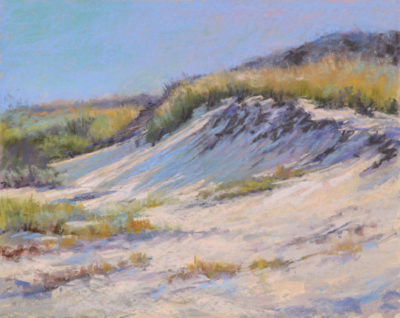 Sandra Kavanaugh Afternoon Dunes Pastel 18x24 850