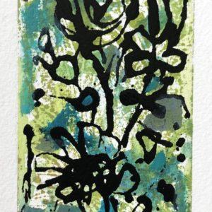Dana Boucher Green with Envy Acrylic 110