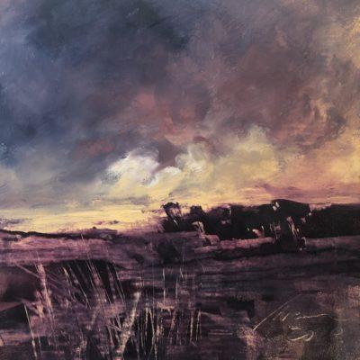 Richard Morin Changing Seasons oil 11x11 300