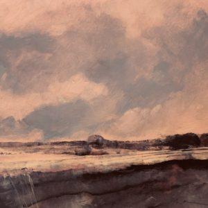 Richard Morin Summer Retreat oil 7x9 225
