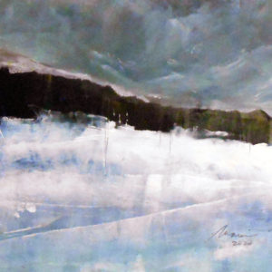 Richard Morin January Interlude oil 8x10 225