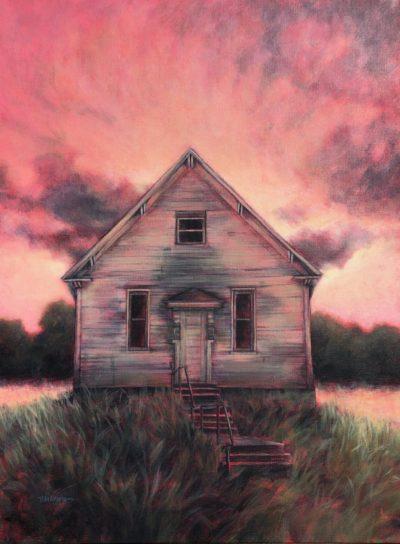 Marcia Blakeman Awakening pastel 18x24 1100
