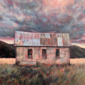 Marcia Blakeman Education's Ramainder pastel 18x24 1100