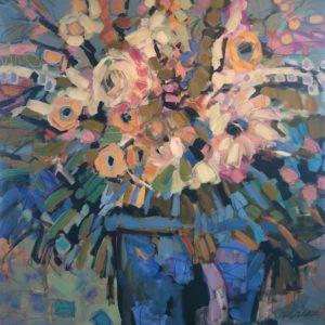 Cheryl Vratsenes acrylic 36x36 2500