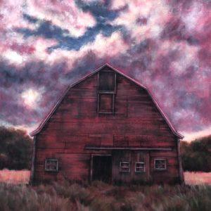 Marcia Blakeman Weathered pastel 18x24 1100