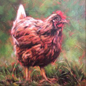 Marcia Blakeman Betty acrylic 11x14 800