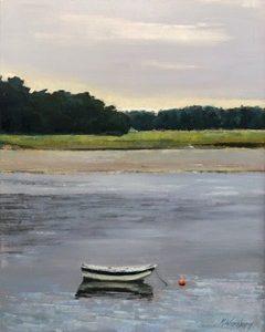 Molly Wensberg Still Summer oil 30x24 2750