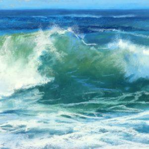 Sandra Kavanaugh Sea Jewels #31 pastel 5.5x7.5 175