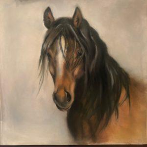 Josee Severino Free Spirit pastel 20x20 1600