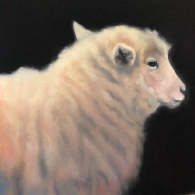 Josee Severino Cloud pastel 20x20 1300
