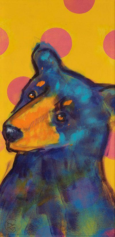 Rosemary Conroy Party Animal (Amy) Acrylic 29x16 1298