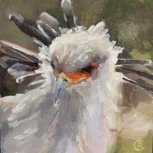 Cynthia Arieta Attitude Baby Oil 6x6 250